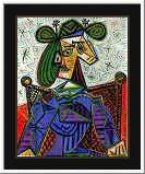 Picasso · © Copyright Werner Popken. Alle Kunstwerke / all artwork © CC BY-SA