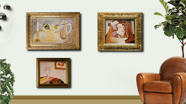No. 3 » 55 50x80cm, 05.12.1973 » 123 45x52cm, 08.03.1974 » 124 49x60cm, 08.03.1974 · © Copyright Werner Popken.  Alle Kunstwerke / all artwork © CC BY-SA