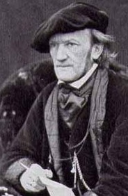 »  Richard Wagner, 1868 · © Copyright Werner Popken.  Alle Kunstwerke / all artwork © CC BY-SA