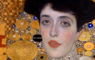 » Klimt: » Adele Bloch-Bauer I · © Copyright Werner Popken.  Alle Kunstwerke / all artwork © CC BY-SA