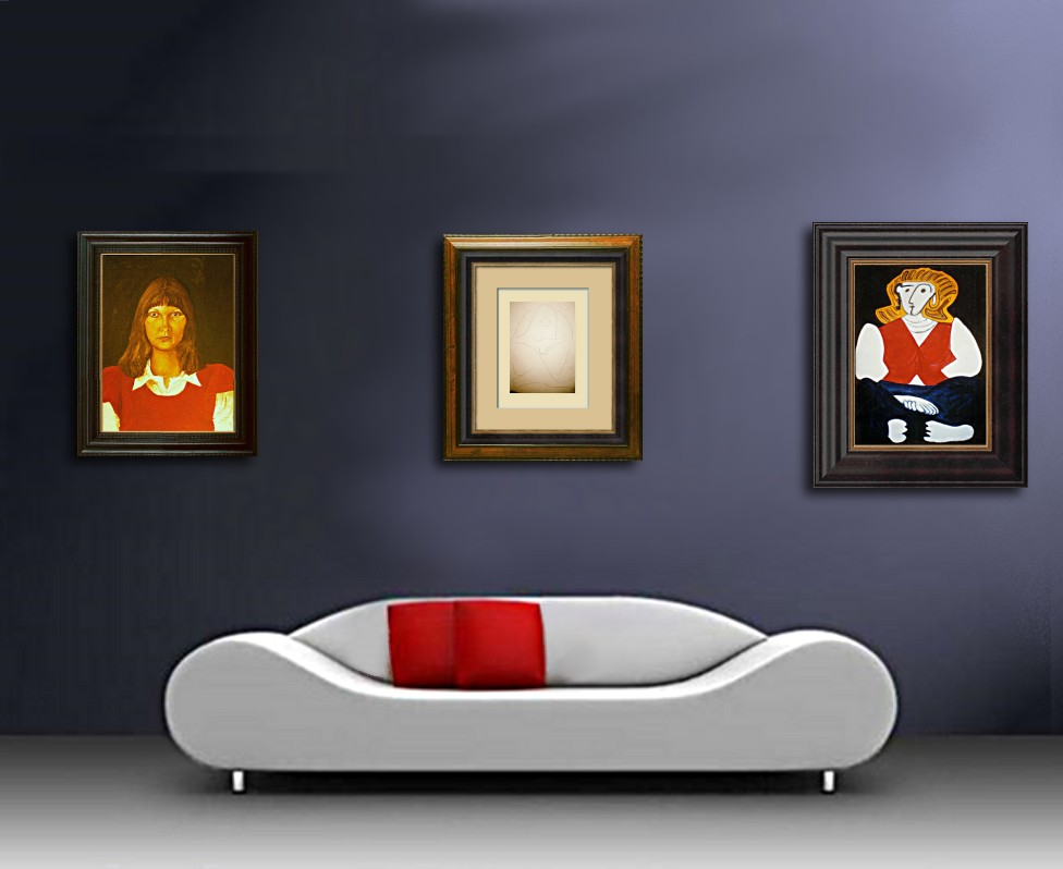 No. 18 » 19 80x60cm, 01.08.1973 » 53 42x30cm, 02.07.1973 » 37 80x60cm, 07.11.1973 · © Copyright Werner Popken.  Alle Kunstwerke / all artwork © CC BY-SA